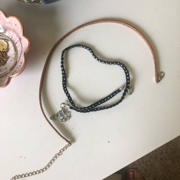 Urban Outfitters Jewelry - Choker necklaces